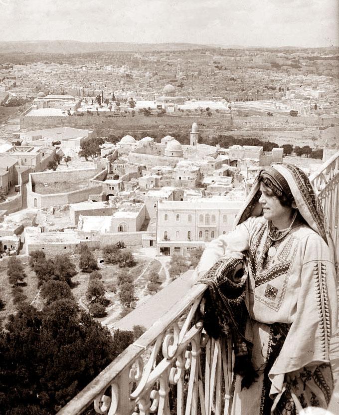 Jerusalem Olivet